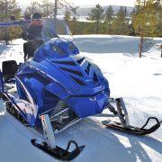 Alpina Superclass Snowmobile