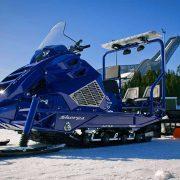 Alpina Sherpa 1.6L Snowmobile