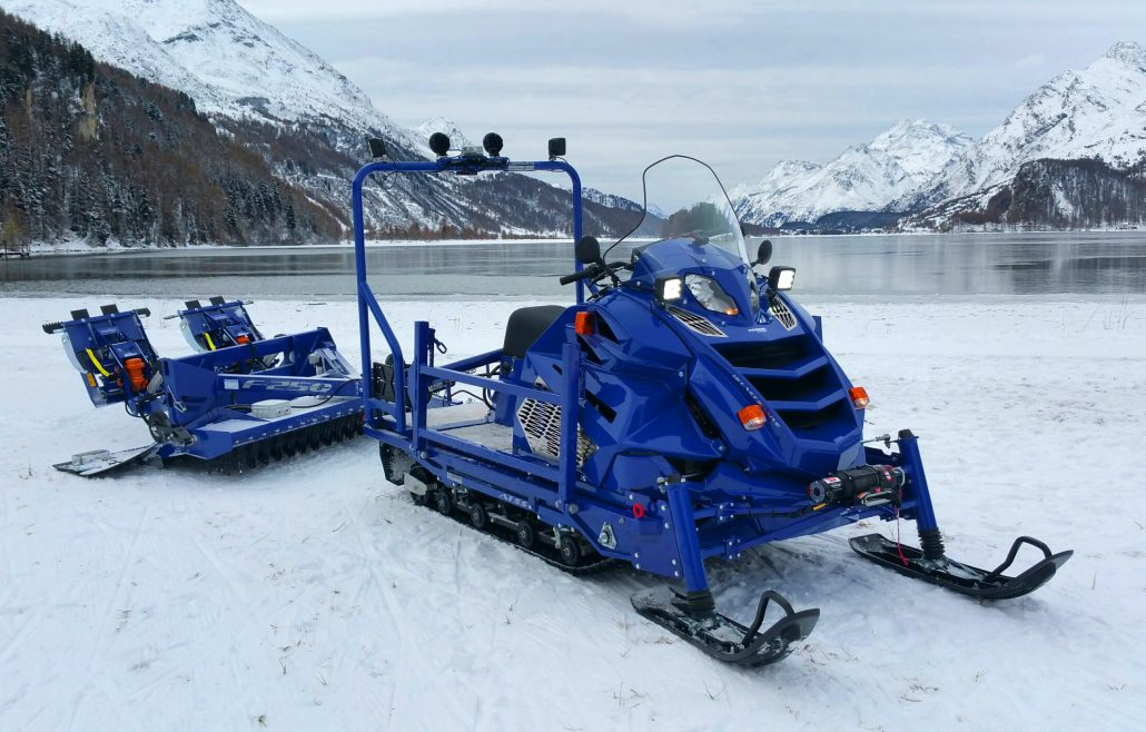 Pro Alpine Ventures Alpina Snowmobile Affiliate Sales